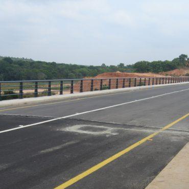 Uhamba River Bridge